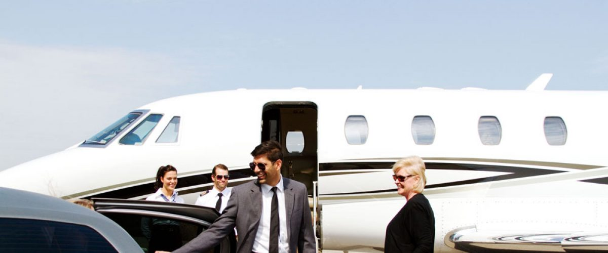 Why travel on a private jet?